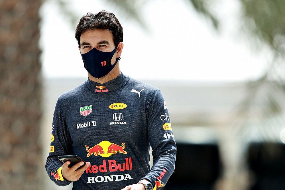 """Perez over eerste Red Bull-test: """"Ik werd gewoon weggestuurd'"""