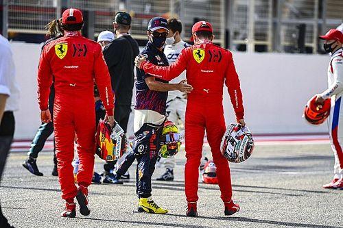 Perez and Sainz accept Bahrain offer for COVID-19 vaccine