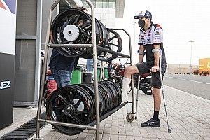 Álex Márquez a bon espoir d'être apte à disputer le GP du Qatar