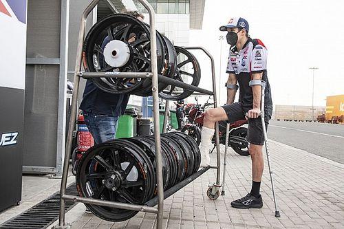 Alex Marquez Berharap Pulih Sebelum MotoGP Qatar