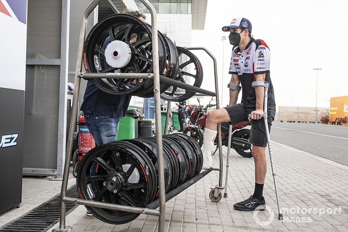Álex Márquez a bon espoir d'être apte à disputer le GP du Qatar - Motorsport.com, Édition: France