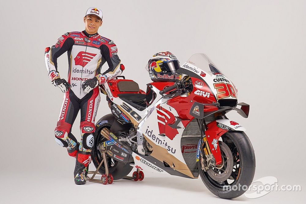 MotoGP: LCR Honda divulga moto de Nakagami para 2021; veja imagens