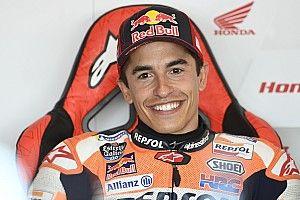 Kembali Balapan Sudah seperti Kemenangan bagi Marquez