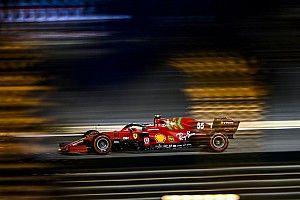 """Button: """"Sainz, Leclerc'e çok yakın olacak"""""""