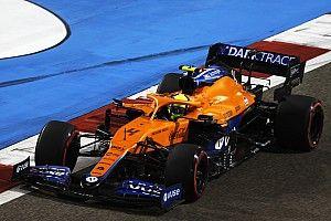 """Norris : McLaren n'est pas """"à des kilomètres de Mercedes et Red Bull"""""""