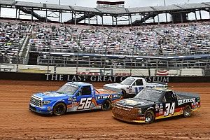 Bristol dirt NASCAR Cup, Truck races postponed until Monday