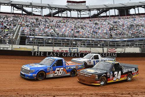 Bristol dirt NASCAR Cup, Truck races postponed until Monday