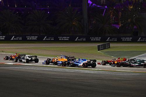 WK-stand F1 2021: Verstappen P2, Mercedes slaat slag bij constructeurs