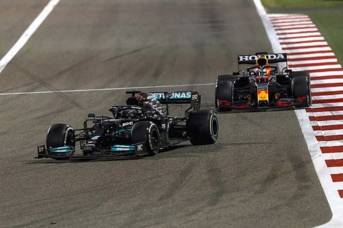 "Hamilton: Bahrain GP ""one of the hardest races I've had for a while"""