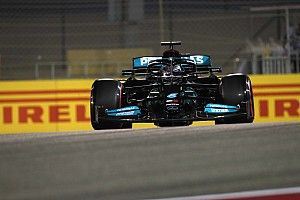 The F1 performance swing that highlights Mercedes' low-rake problem