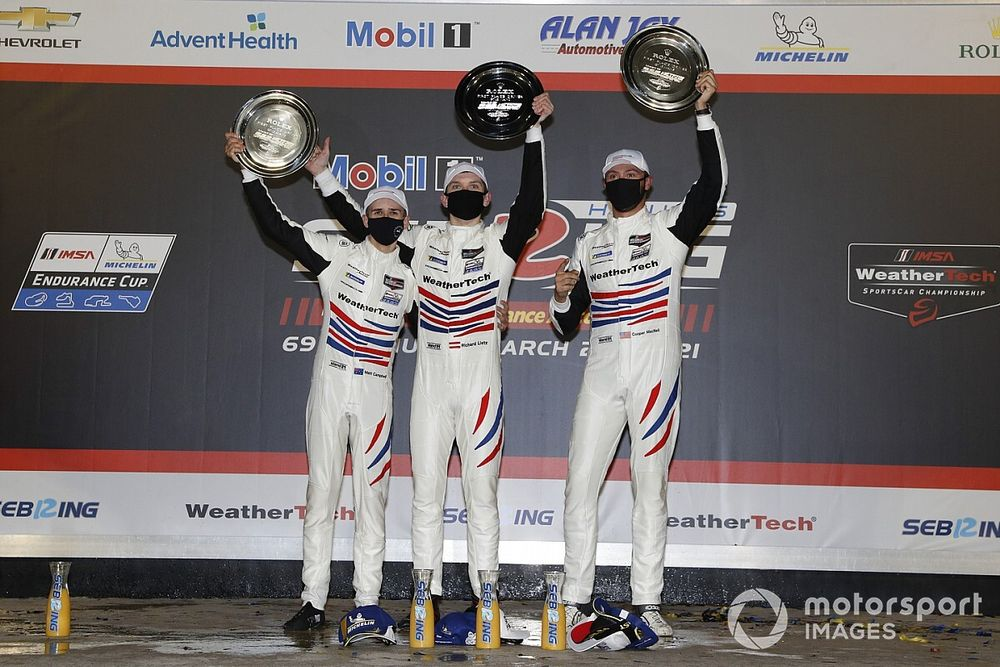 """Jaminet on Corvette/BMW clash: """"I could see it coming"""""""