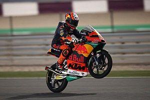 Test Moto3 Qatar, Giorno 3: Masia crono record, bene anche Foggia