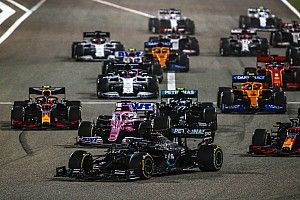 En vivo: el GP de Bahréin de la Fórmula 1 2020