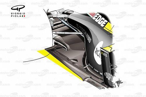 Técnica F1: ¿qué están probando ya los equipos para 2021?