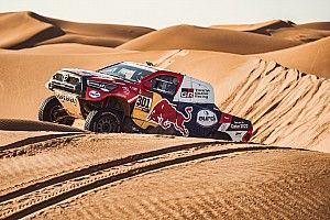Al-Attiyah not interested in Dakar return if rules don't change