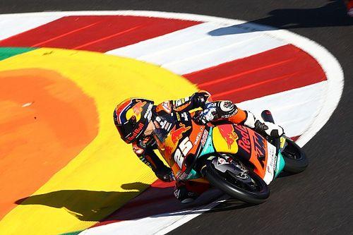 Moto3-Qualifying in Portimao: Fernandez auf Pole, Arenas und Ogura in Reihe 2