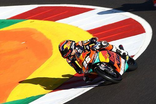 Moto3, Portimao: sesta pole di Fernandez, Arbolino 27esimo!