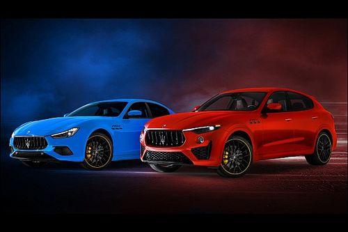Maserati Levante e Ghibli, le versioni speciali ricordano Fangio