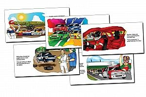 Australian racing legends celebrated in children's books
