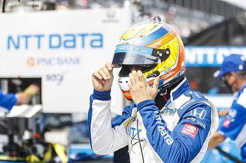 Palou saldrá 10º en la segunda carrera de la IndyCar 2021