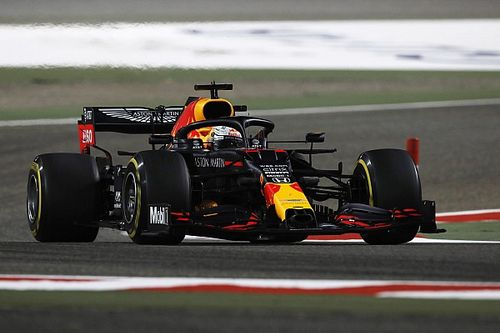 Bahrain GP: Verstappen heads Mercedes duo in FP3