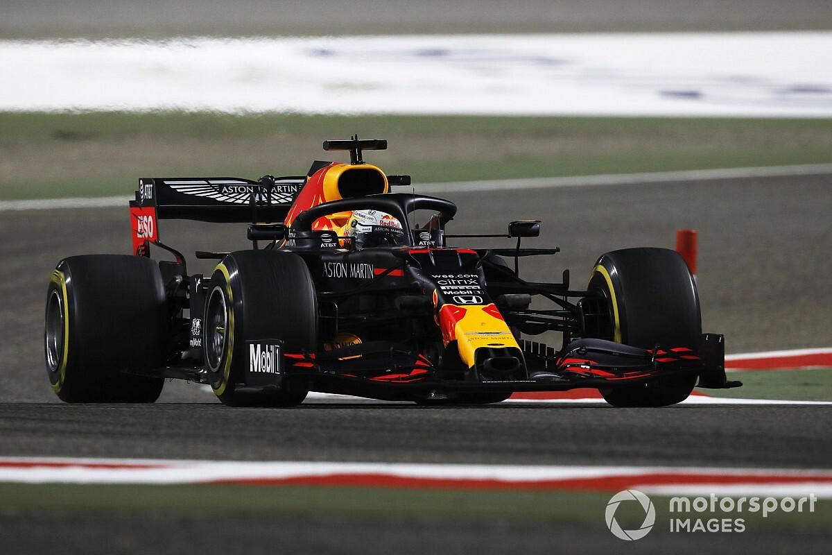 Bahrain GP: Verstappen heads Mercedes duo in FP3