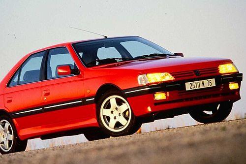 La Peugeot 405 T16, la voiture de Vatanen... et des gendarmes!