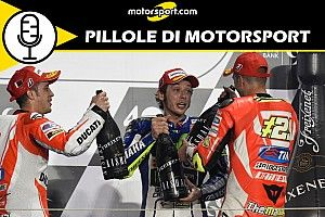 Podcast: MotoGP, i tre moschettieri azzurri di Qatar 2015