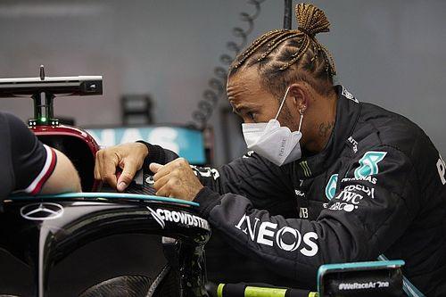 """F1ドライバーには""""優れた洞察力""""も必要! ハミルトンは名スパイ?「ケーブルの細かい違いに気づいた」"""