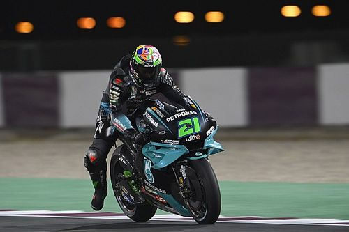 "Morbidelli the ""man to beat"" in Qatar MotoGP, says Miller"