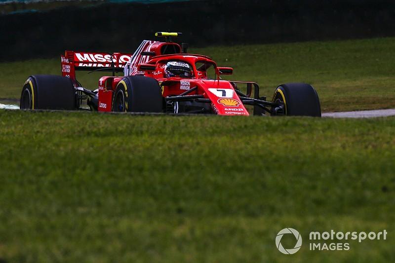 Brazil Nagydíj: látványos képek a második F1-es szabadedzésről