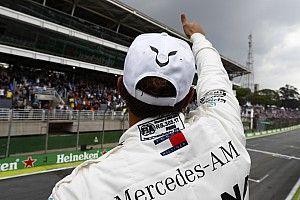 Pole de Hamilton en Brasil por delante de Vettel