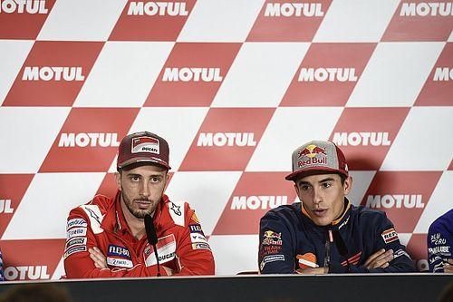 Analysis: Can Dovizioso postpone Marquez's title coronation?