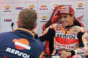"""Marquez: """"Se voglio chiudere il Mondiale, domani devo vincere la gara"""""""