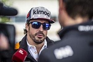 Nézd újra Alonso szimulátoros debütálását: volt ott minden... (videó)