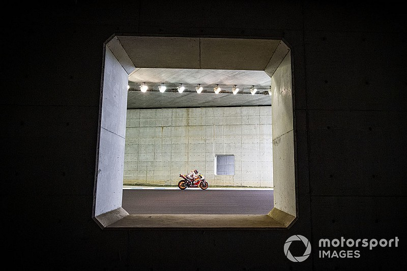 GALERÍA: las mejores imágenes del primer día en Motegi