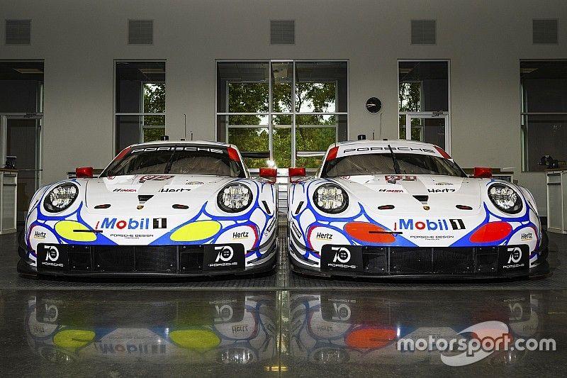 Porsche to run retro 1998 liveries at Petit Le Mans
