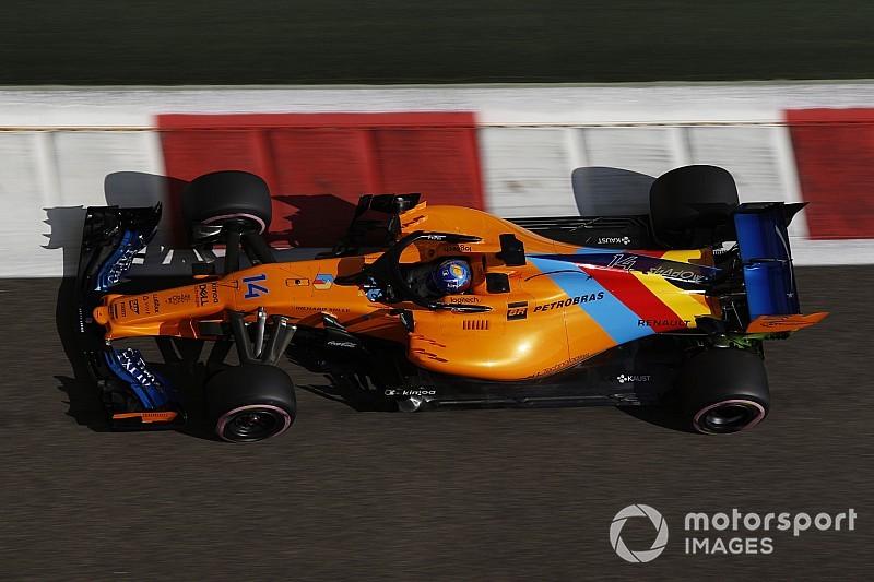Abu Dhabi Nagydíj: képek az első F1-es szabadedzésről