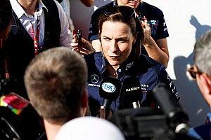 """Claire Williams: """"Kubica saprà dare i giusti stimoli per tornare in prima linea"""""""