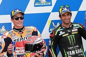 La parrilla de salida del Gran Premio de Australia de MotoGP