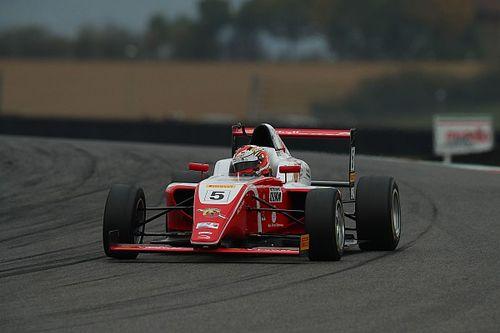 Petecof sobe para terceiro no Alemão de Fórmula 4 e larga em 1º na corrida 2