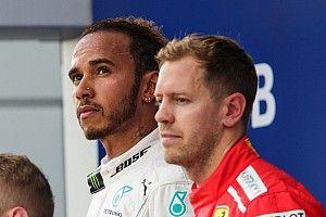 Nach Verstappen-Crash: Hamilton verteidigt Vettel gegen Medienkritik