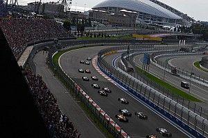 Pneus : Mercedes plus prudent que Ferrari et Red Bull à Sotchi