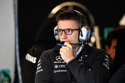 F1: Engenheiro de Hamilton de volta nos EUA, antes do previsto