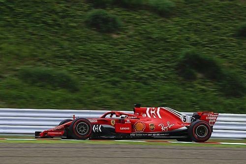 Феттель отказался критиковать действия Ferrari в квалификации