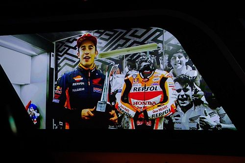 Marquez dianugerahi penghargaan Rider of The Year