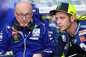 Rossi ne compte pas changer de chef mécanicien