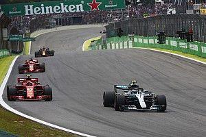 Pneus: Mercedes avec bien moins de tendres que Ferrari au Brésil