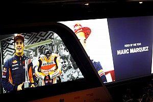 Márquez se lleva el Autosport Award al mejor piloto de motos 2018