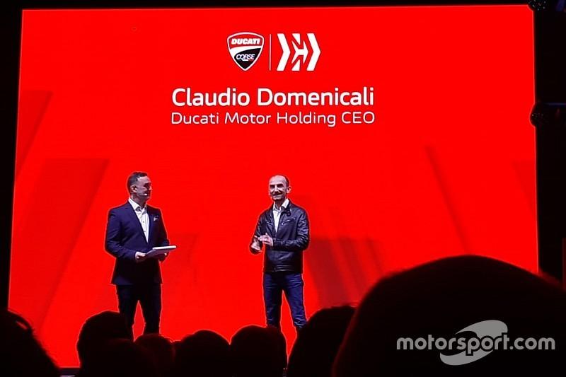 """Ducati, Domenicali: """"Lorenzo? Un investimento grosso ma riuscito. Ora guardiamo al futuro con fiducia"""""""